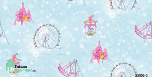 Giấy dán tường Fairytale 35006-3