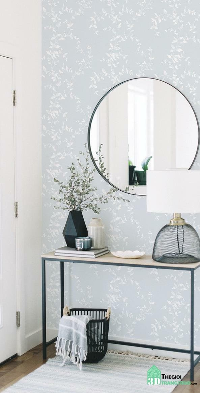 Mua giấy dán tường spa ở đâu chất lượng, giá tốt, phí thi công ưu đãi?