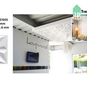 Ốp tường nhựa 3D PVC – STAR WK51005