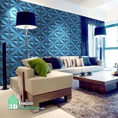 Chuyên thi công và cung cấp ốp tường 3d nhựa nhà ở, biệt thự