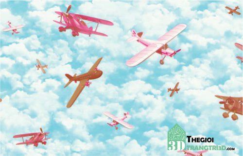 Giấy dán tường Annie 7940-1, Cửa hàng bán giấy dán tường phòng trẻ em rẻ đẹp và chất lượng