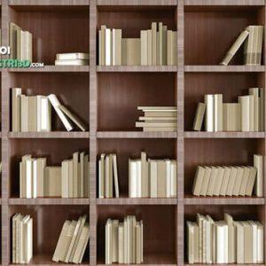 Giấy dán tường Library 2660-3