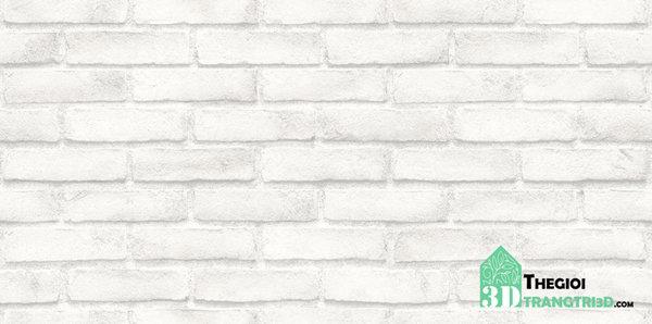 Giấy dán tường Soho 56094-2, Bán và thi công giấy dán tường giả gạch cho nhà ở, cửa hàng