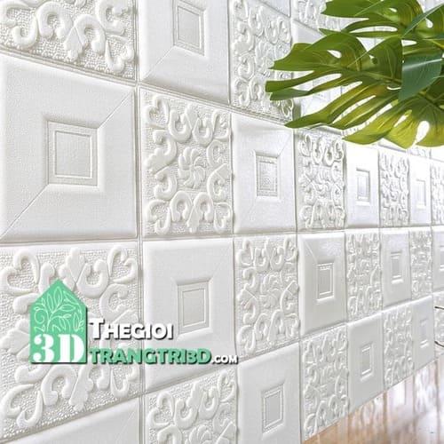 Xốp dán tường bình tân, cửa hàng bán xốp 3d dán tường tphcm
