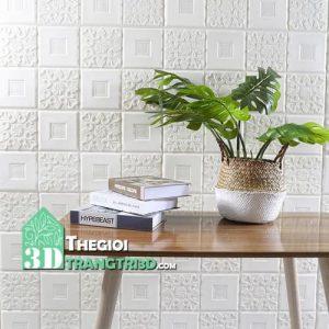 Tấm xốp dán tường chống nóng có tốt không?