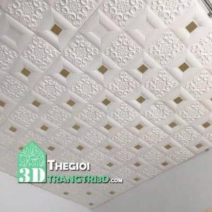 Xốp dán tường khổ bao nhiêu, xốp dán tường có bền không?