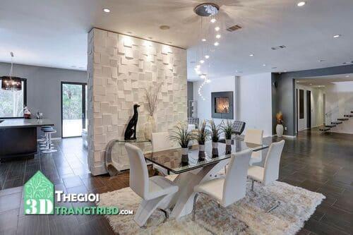 Các mẫu ốp tường 3d phòng khách sang trọng và bền đẹp, không gian đẹp. Cùng Thế Giới Trang Trí 3D tham khảo các thiết kế không gian đẹp được ưa chuộng nhất hiện nay.