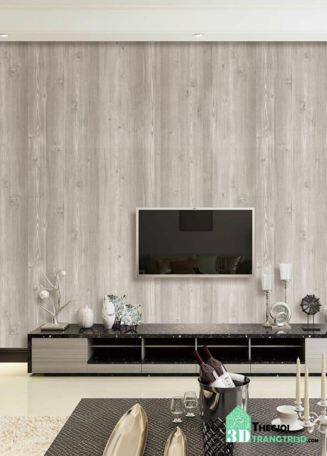 mẫu giấy dán tường 3d giả gỗ , dán tường giả gạch; giấy dán tường vân gỗ