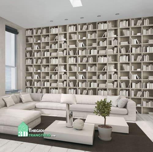 Cửa hàng Vật liệu trang trí nội thất giá sỉ, Giấy dán tường Library 2660-1, ƯU ĐIỂM TUYỆT VỜI CỦA GIẤY DÁN TƯỜNG 3D CAO CẤP NHẤT
