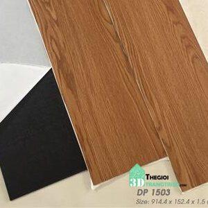 Sàn nhựa gỗ tự dán Golden Floor DP1503 dày 1.5mm