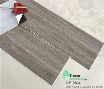 Sàn nhựa gỗ tự dán Golden Floor DP1504 dày 1.5mm