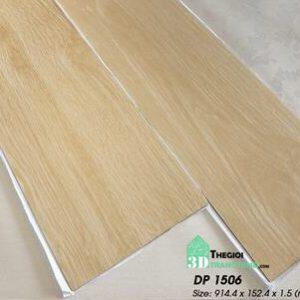Sàn nhựa gỗ tự dán Golden Floor DP1506 dày 1.5mm