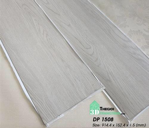 Sàn nhựa gỗ tự dán Golden Floor DP1508 dày 1.5mm