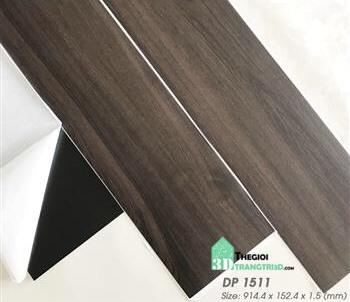 Sàn nhựa gỗ tự dán Golden Floor DP1511 dày 1.5mm