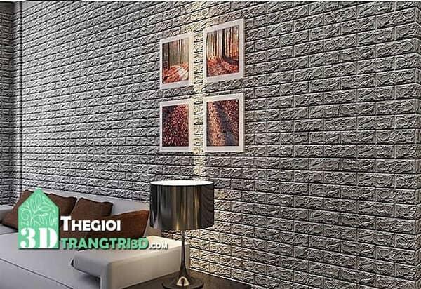 Sản phẩm trang trí mới, Mua và trang trí xốp dán tường đẹp cho nhà ở, shop bán hàng