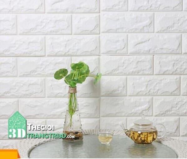 Xốp dán tường cách âm cách nhiệt, bán xốp 3d dán tường tphcm