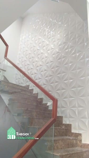 Đại lý tấm ốp tường 3d, cung cấp và thi công ốp tường nhựa nổi