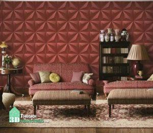 Đơn vị bán và thi công tấm ốp tường 3d cho nhà ở, cửa hàng