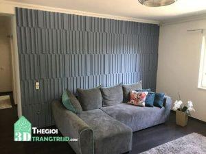 Các mẫu công trình, phòng ốp tường 3d đẹp cao cấp