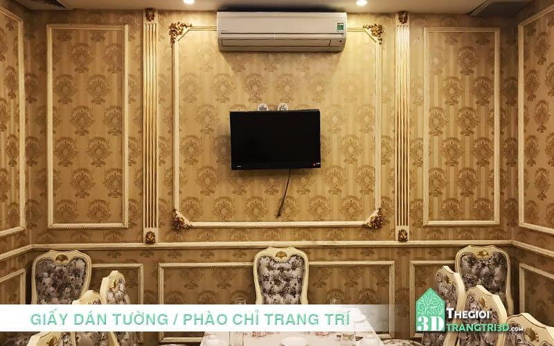 cửa hàng ốp tường 3d giấy dán tường giá rẻ tphcm mỹ tho
