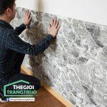 Kinh nghiệm mua đá ốp tường xốp 3D tphcm giá rẻ