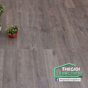 Sàn gỗ chịu nước Hornitex 12mm - 458. Sàn nhựa hèm khóa spc - Sự lựa chọn hàng đầu hiện nay