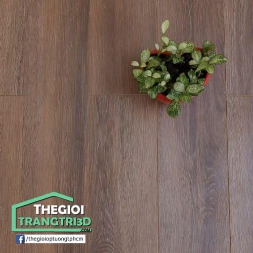 Sàn gỗ chống nước Hornitex 8mm – 555