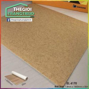 Sàn nhựa vinyl cuộn vân đá Sunyoung 1.8mm - EL4170