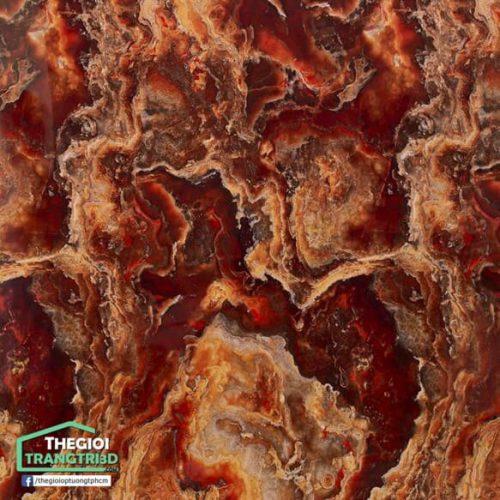 Ốp tường nhựa giả đá hoa cương 9611