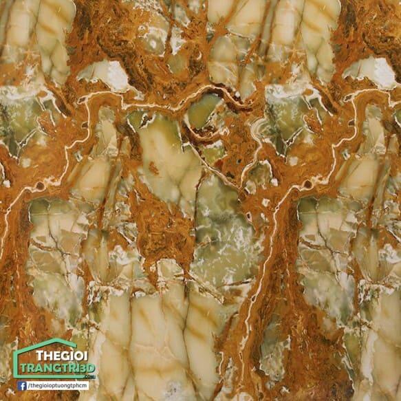 Ốp tường nhựa giả đá hoa cương 9614