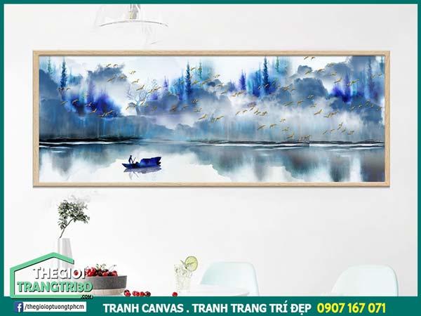 Địa chỉ mua tranh canvas quận 12 Tphcm rẻ đẹp nhiều mẫu