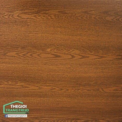 Tấm ốp tường nhựa giả gỗ vân gỗ 8607. ốp tường giả gỗ giá tốt