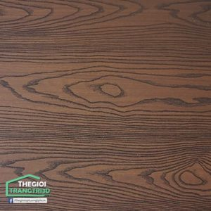 Tấm ốp tường nhựa giả gỗ vân gỗ 8608