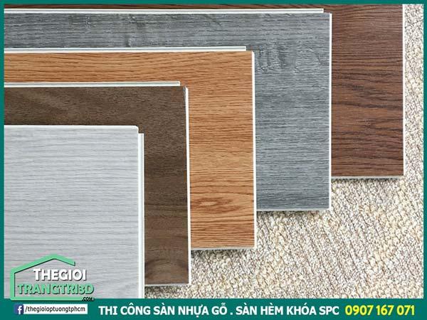 thi công sàn gỗ sàn nhựa chuyên nghiệp giá tốt Tphcm