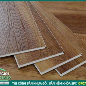 Sàn gỗ - Sàn nhựa