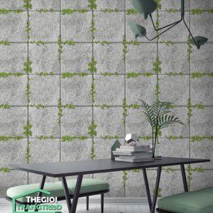 Giấy dán tường đẹp BASE - 3819-1