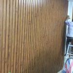Bảng báo giá tấm nhựa ốp tường pvc vân gỗ, thanh lam sóng giả gỗ