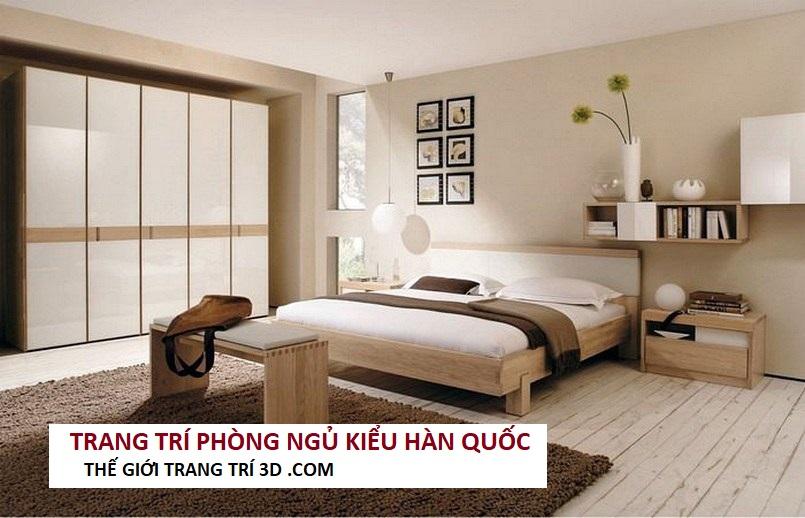 Decor phòng ngủ Hàn Quốc chưa bao giờ dễ và rẻ đến thế