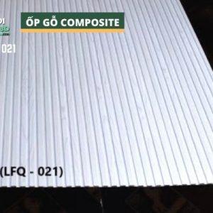 Tấm ốp gỗ nhựa composite - lamri vân gỗ GPWood W9 LFQ 021