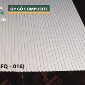 Tấm ốp gỗ nhựa composite - lamri vân gỗ GPWood W9 LFQ 016