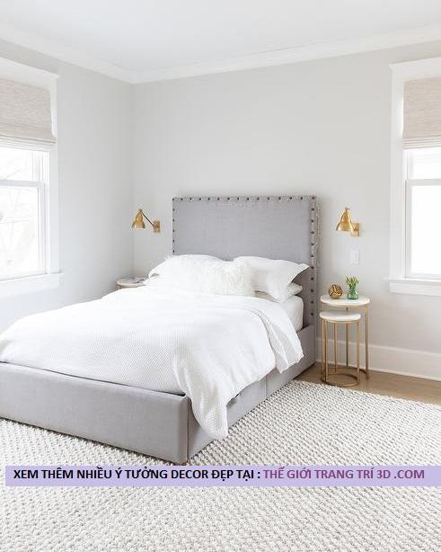 xây dựng ý tưởng và lựa chọn vật liệu trang trí phòng ngủ cho nữ