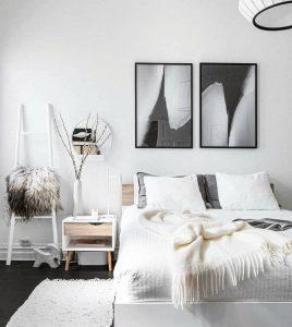 Cách decor phòng ngủ đẹp cho không gian riêng tư tuyệt vời