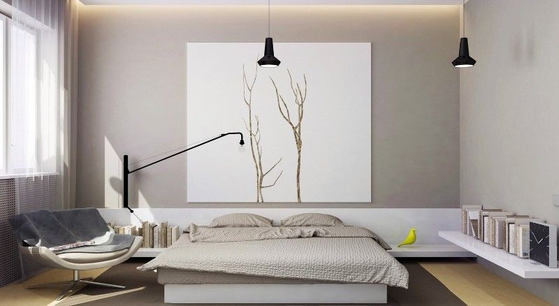 Mẫu phòng ngủ đẹp hiện đại