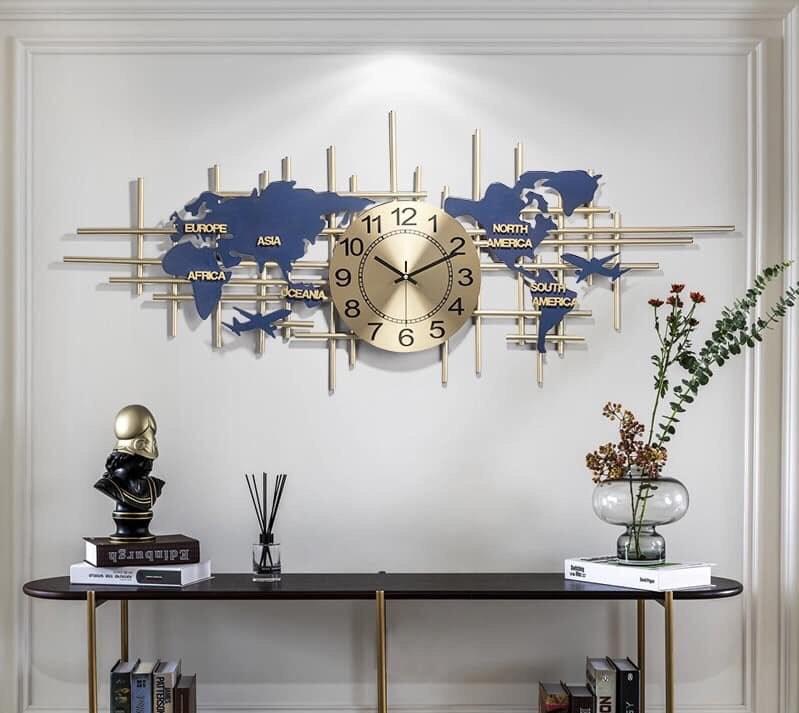 Những chiếc đồng hồ treo tường