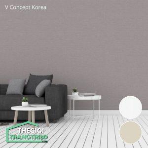 Giấy dán tường V-concept Korea 7902 - 7 | Giấy dán tường Hàn Quốc