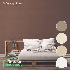 Giấy dán tường V-concept Korea 7908 - 5 | Giấy dán tường Hàn Quốc